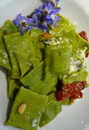 ravioli borraggine